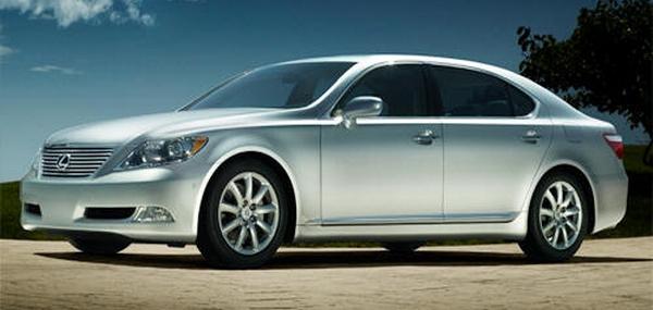 High Luxury Sedan Lexus